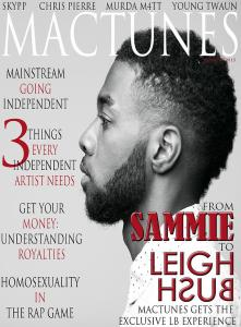 MacTunes Magazine March 2015