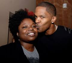 jamie foxx and sis1
