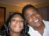 anisha Rodney and Tito Jackson